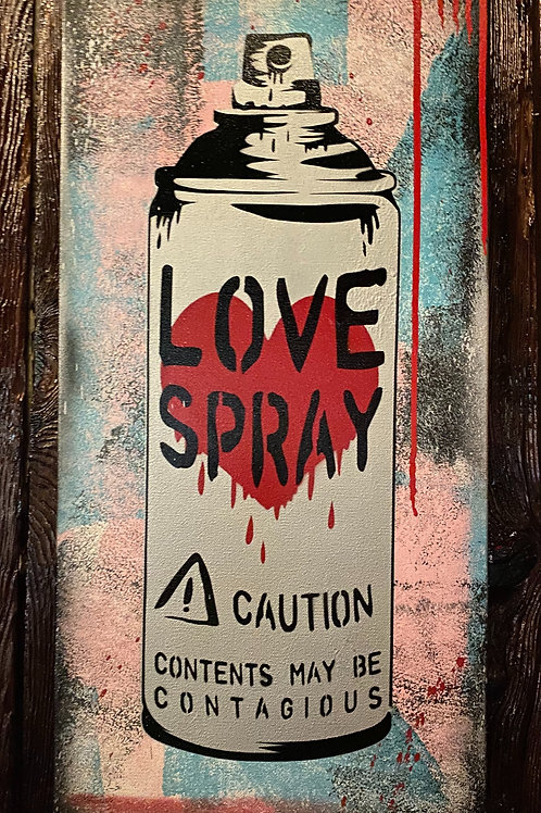 Love Spray - Con$umer