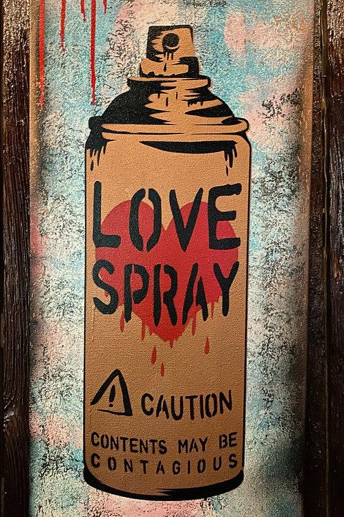 Love Spray - Con$umer
