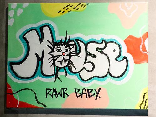 Rawr Baby - by Megan Watters