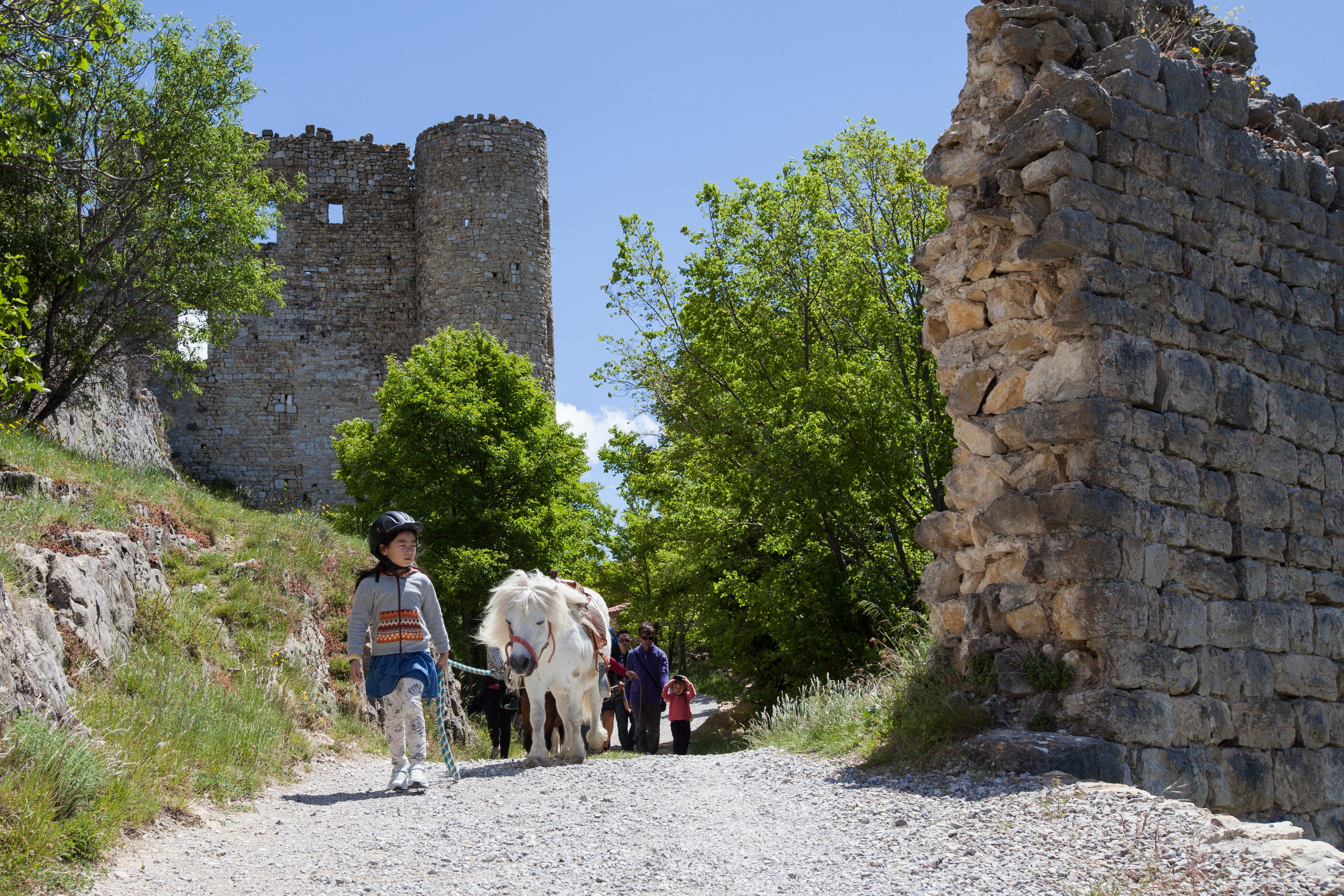 balade au château