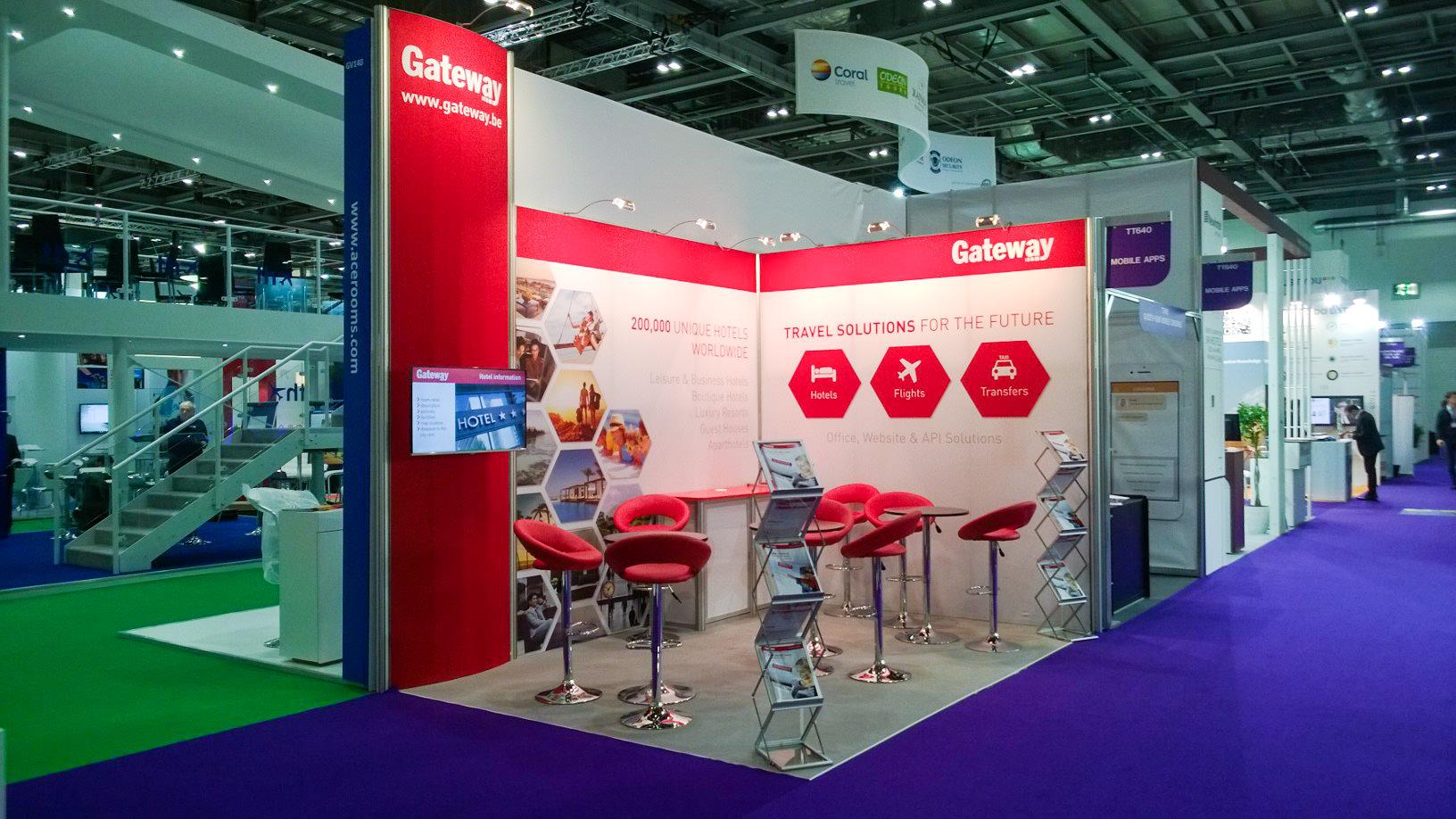Gateway Modular Exhibition Stand