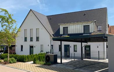 Enderndorf: 4 Neubauwohnungen   Pressäcker 4