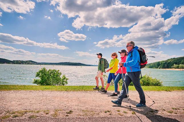 Wandern-am-See-TV-Fränkisches-Seenland-
