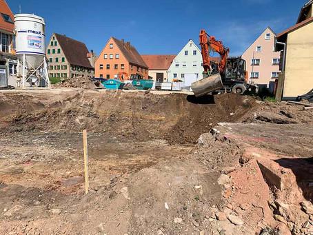 #001_Bauarbeiten starten