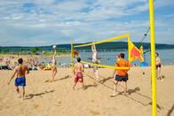 Beachvolleyball-am-See-TV-Fränkisches-S