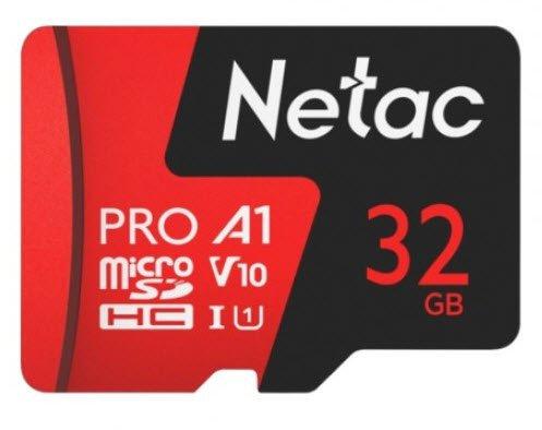 NETAC P500 32GB SD Card