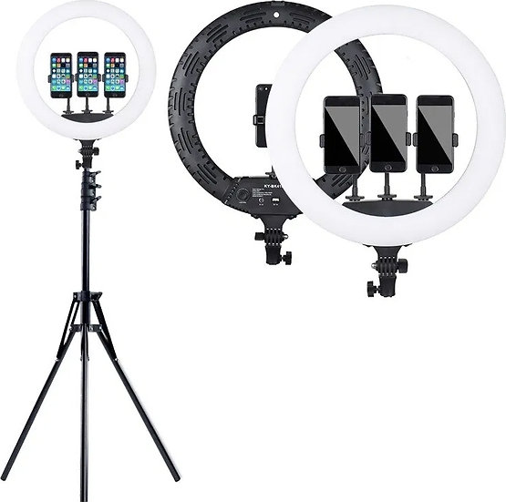 "18"" Soft LED Ring Light"