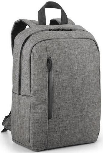 Macaroni Grey Backpack