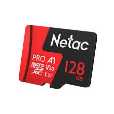 NETAC P500 128GB SD Card