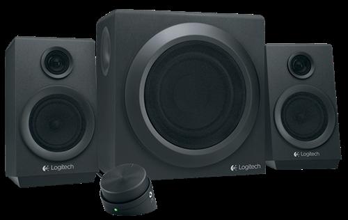 Logitech 2.1 Computer Speaker