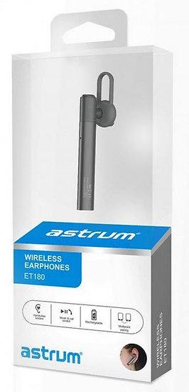 Astrum ET180 Stereo Wireless Slim Headset
