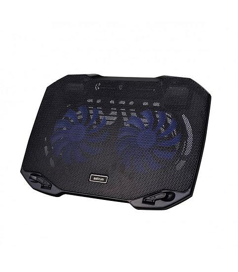 "Astrum CP170 Laptop Cooling Pad Dual Fan 17"""