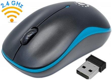 Manhattan Success Wireless Optical Mouse