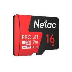NETAC P500 16GB SD Card