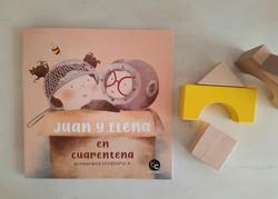 Juan y Elena en cuarentena