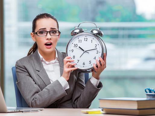 Pessoas atrasadas podem ter déficit de atenção ou ser apenas folgadas