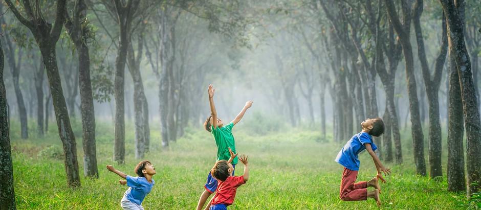 Relembre sete hábitos saudáveis da infância