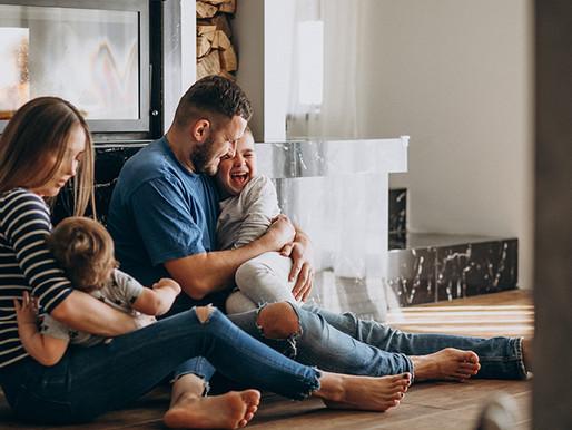 Curta um tempo a mais com sua família
