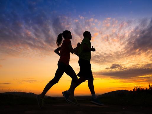 Casais relatam os benefícios e os perigos do treino a dois