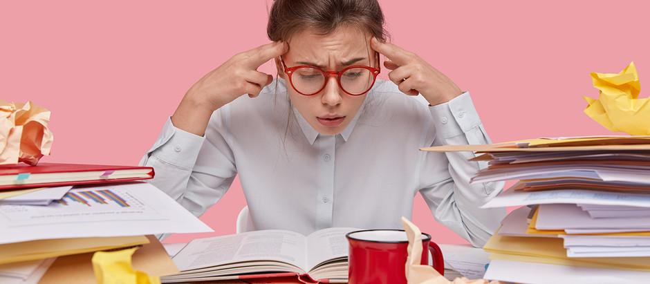 Melhor arrumar sua mesa: bagunça prejudica raciocínio, saúde e relações
