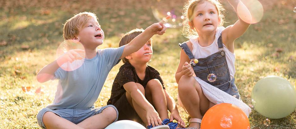 A popularidade e a autoestima na infância