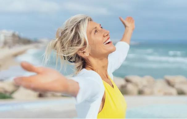 Ter uma mente positiva faz você viver mais