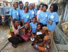 «Les Femmes de Voix et d'Action» accompagne les femmes, d'où qu'elles viennent