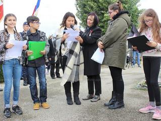 Les enfants au cœur des commémorations du Vaucluse