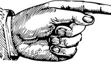 On arrête de montrer du doigt !