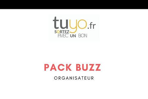 Copie de Pack Buzz /Organisateur