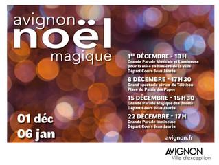 C'est Noël sur Avignon !