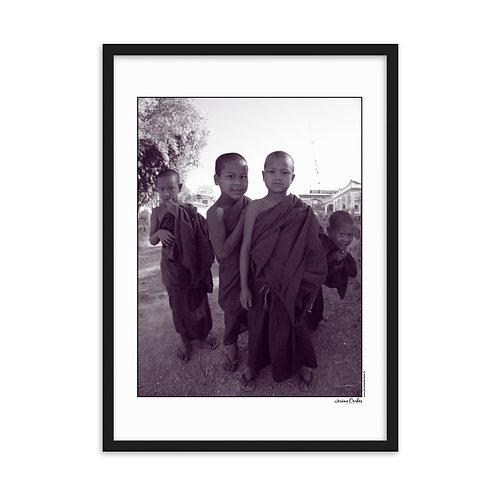 ဘုန်းကြီးများ (petits moines)