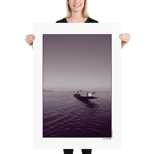 Photo grand format - Poster / Birmanie