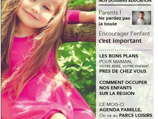 Sortie du Yoyo Printemps : le journal des parents du Vaucluse, Gard et BdRhône