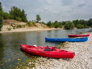 Canoë Kayak Vert <br/> Fontaine-de-Vaucluse (84)