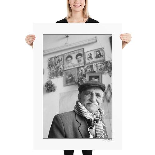 Photo grand format - Poster / Iran