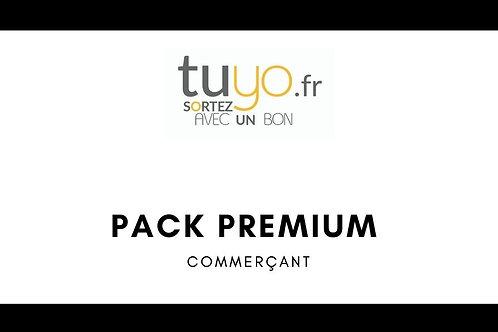 Pack Premium / Commerçant