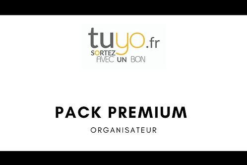 Copie de Pack Premium / Organisateur
