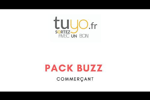 Pack Buzz / Commerçant