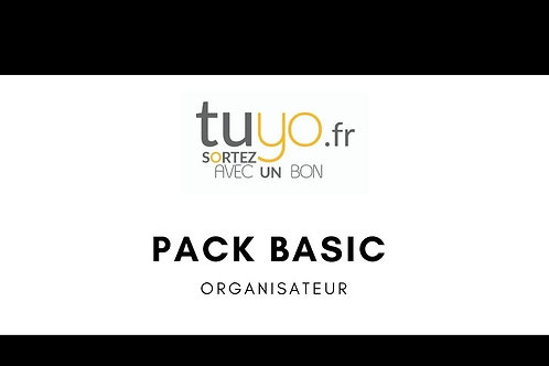 Copie de Pack Basic / Organisateur