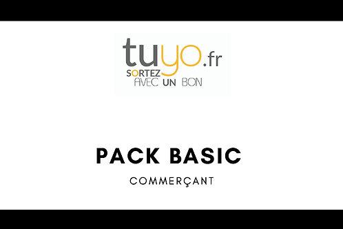 Pack Basic / Commerçant