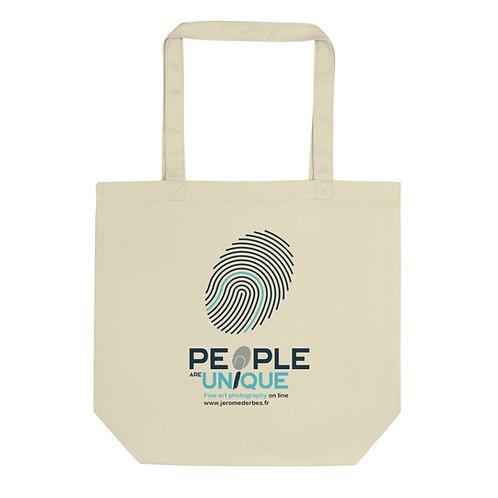 "Eco Tote Bag ""Unique"""