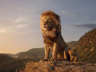 cinéma : LE ROI LION Jon FAVREAU – 17 juillet A partir de 4 ans