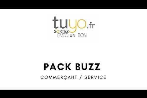Pack Buzz Festival