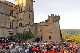 Festival des musiques d'été du Château de Lourmarin