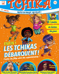 News : Lancement du magazine Tchika pour l'empowerment des petites filles