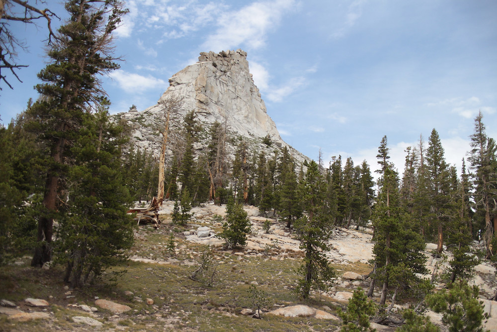 A content marketing and blockchain granite mountain in Yosemite National Park.