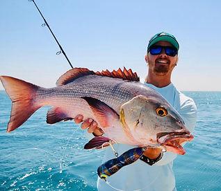 bohar red bass topwater