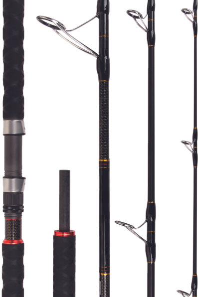 PRO SERIES 5-PC TOP WATER XTREME ROD