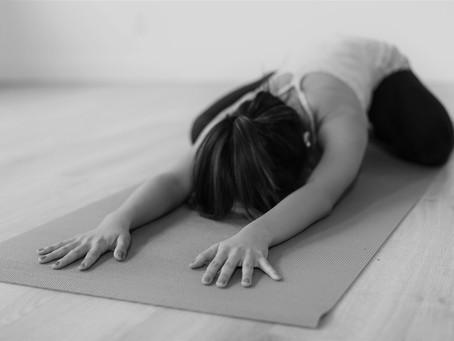 Jin jóga: potichu, hluboce a klidně